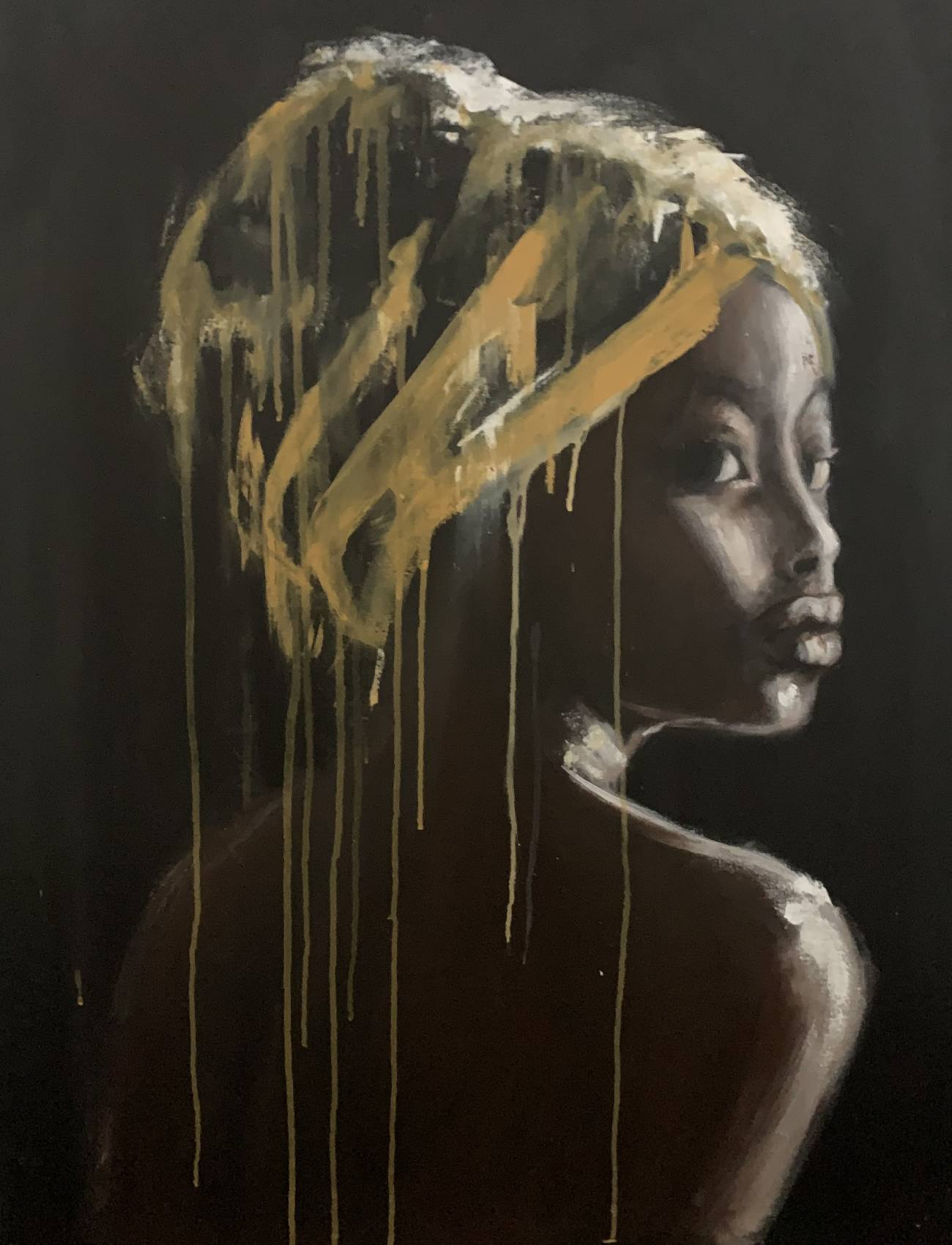 I See You | 30 x 40 inches